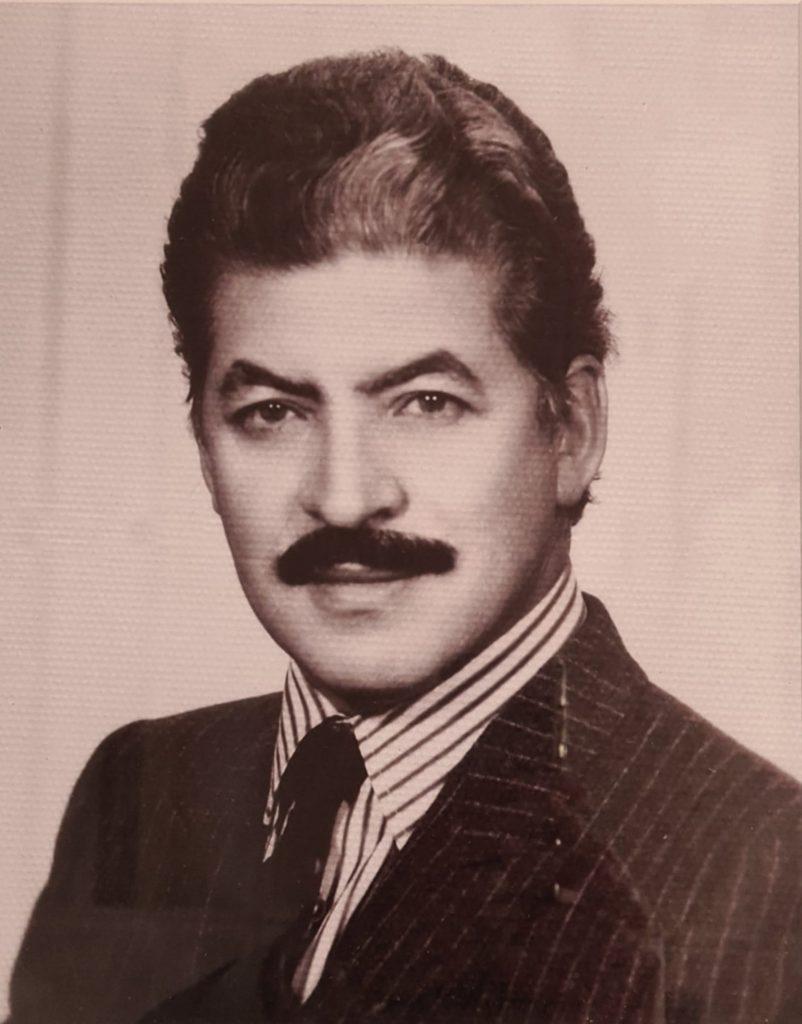 Abdelkrim Benmahmoud1979 to 1982