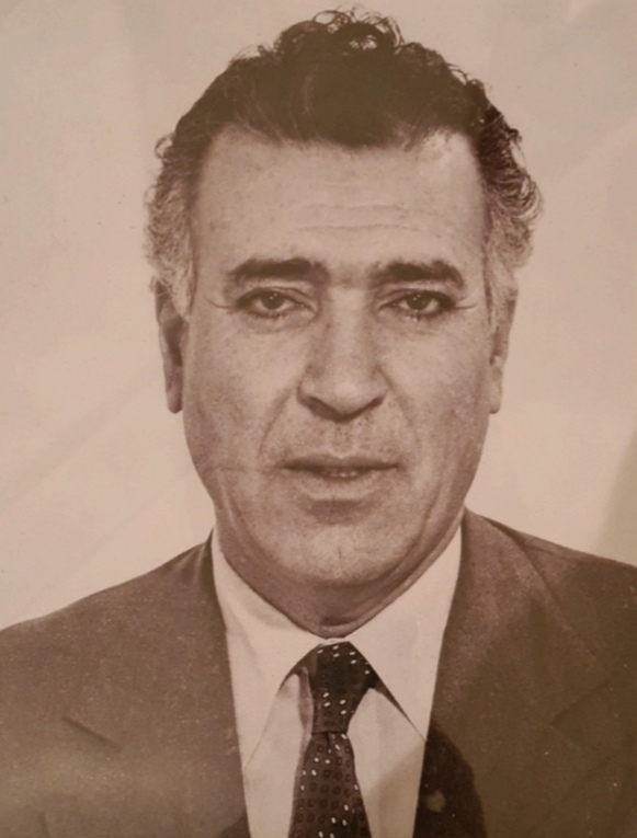 Mohamed Messaged KELLOU1963 to 1964